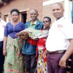 Le CNDD-FDD, en colline KIGINA, a réceptionné ses IBITENGE, MURAMVYA / Burundi