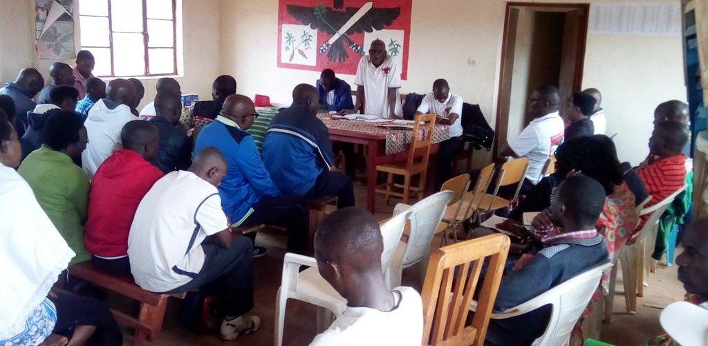 Le CNDD-FDD NYABIHANGA échange sur MWARO et les enjeux des élections 2020 / Burundi