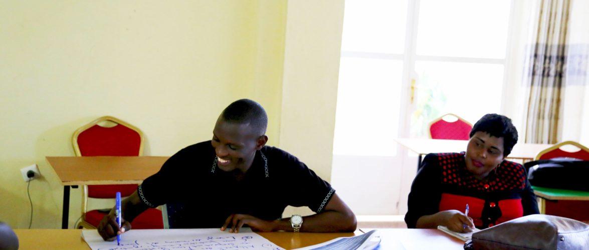 Développement des procédures pour gérer les cas COVID-19 / Burundi