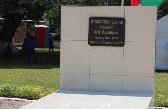 26 ans déjà après l'assassinat de Feu NTARYAMIRA Cyprien / Burundi