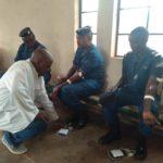 Santé : la Police Nationale du Burundi - PNB de RUTANA fait don de son sang