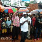 Le CNDD-FDD en colline NYEMBUYE fait le bilan de la législature, GAHIRO, RUTANA / Burundi