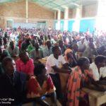 Rencontre CNDD-FDD en commune BUTAGANZWA , RUYIGI  / Burundi