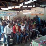 Les jeunes CNDD-FDD BWERU à RUYIGI étaient en réunion / Burundi