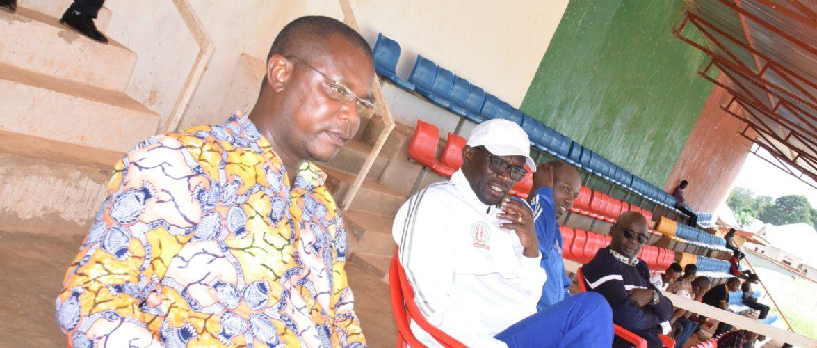 Football : SAMURA FC 2 – 2 AIGLE NOIR CS , Stade sportif de RUYIGI / Burundi