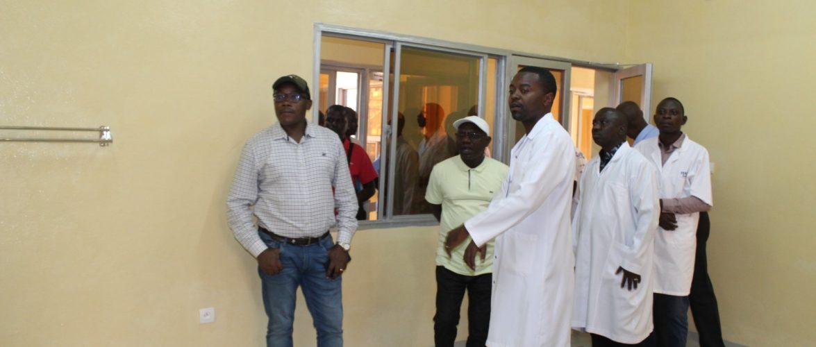 COVID-19 : Le nouveau labo de diagnostique de maladies pandémiques – CIBITOKE / Burundi