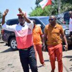 L'UPRONA inaugure 2 permanences à KINANA et BUTERERE, BUJUMBURA / Burundi