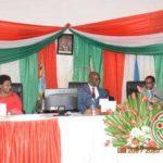 Le Sénat burundais ouvre la session ordinaire d'avril