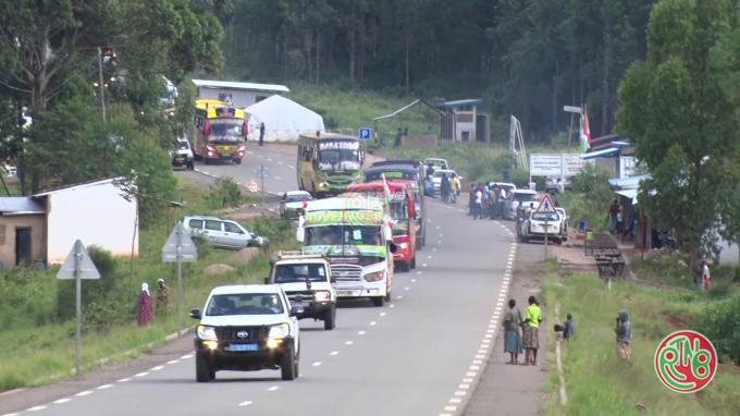 Le Burundi accueille plus de 450 rapatriés en provenance de la Tanzanie