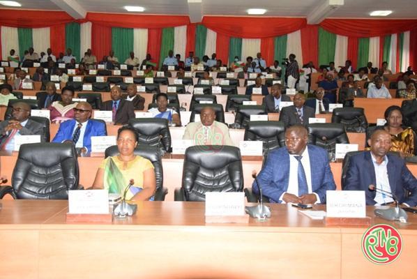 A.N: ouverture de la session parlementaire ordinaire d'avril 2020