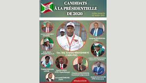 Élection présidentielle au Burundi : qui sont les sept candidats ?