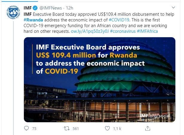 Kagame a été adopté par la galaxie mondiale du capitalisme dont il sert des intérêts en Afrique en général et dans la région des Grands Lacs en particulier.