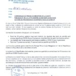 COVID-19 :  21 cas positifs sur 42,  20 guéris, et 1 décès particuliers,  17 mai 2020 / BURUNDI