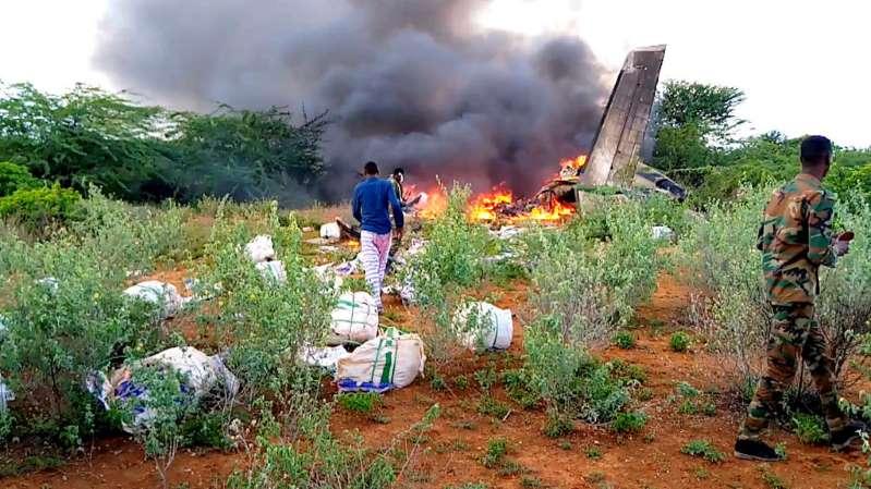 L'Éthiopie admet avoir abattu «par erreur» un vol humanitaire en Somalie