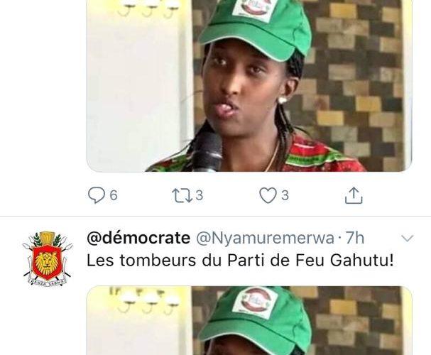 De nouveaux membres du (PALIPEHUTU) CNL assument leur conviction politique ?