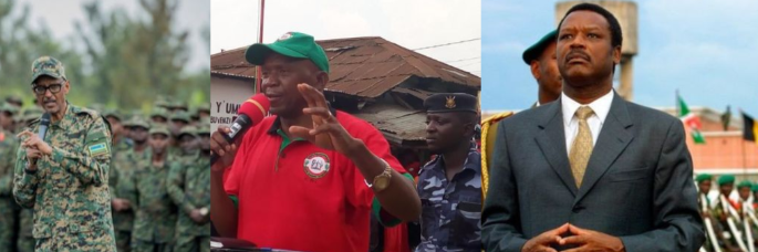 Elections2020 : Le RADDES – des villes mortes de 1995 – demande de voter RWASA, CNL / Burundi