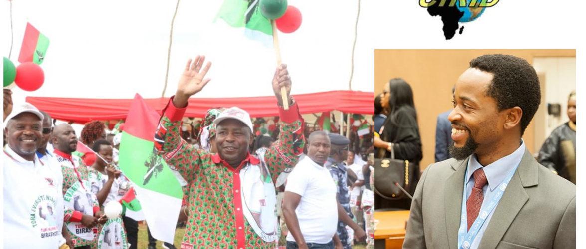 SOCIETE CIVILE : Le CIRID réagit à chaud suite à la victoire du Général NDAYISHIMIYE à la Présidentielle du 20 mai 2020 / BURUNDI