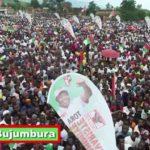 Campagne Elections 2020 17ème jour : Le CNDD-FDD à KABEZI, BUJUMBURA / BURUNDI