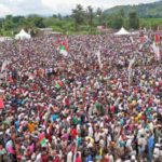 Campagne Elections 2020 18ème jour : 100.000 citoyens à BUBANZA pour le CNDD-FDD / BURUNDI