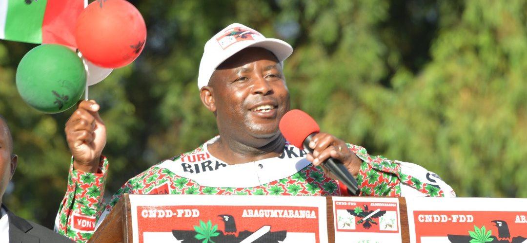 Ayant plus des trois cinquièmes à l'Assemblée Nationale, NDAYISHIMIYE pourra gouverner sans blocage.