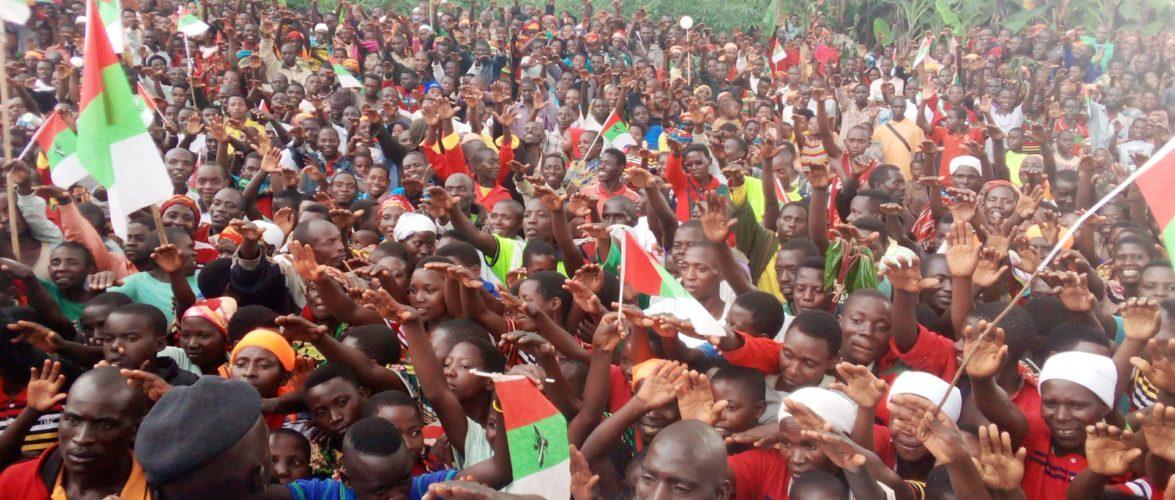 Campagne Elections2020 13ème jour : Toute la colline GISITWE votera CNDD-FDD à  NTEGA, KIRUNDO / Burundi