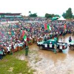 Campagne / Elections2020 – 3ème  jour : Le CNDD-FDD était à MURAMVYA - Burundi