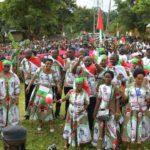 Campagne Elections 2020  - 15ème jour : Le CNDD-FDD, étape d'accueil à RUMONGE / BURUNDI