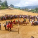 Campagne Elections2020 3ème jour : 1er flop  - 100 CNL au meeting de RWASA à MUTAMBU - BUJUMBURA / Burundi