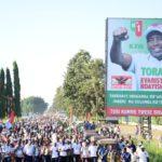 Campagne Elections2020 8ème jour : Le CNDD-FDD BUJUMBURA MAIRIE - Meeting dans les 3 communes de la MAIRIE / Burundi