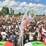 Campagne Elections2020 13ème jour : Le CNDD-FDD était à BURURI / Burundi