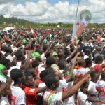 Campagne Elections2020 10ème jour : Le CNDD-FDD était à CANKUZO / Burundi