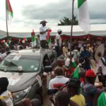 Campagne Elections2020 4ème jour : 413 ex-CNL à BUGANDA entrent au CNDD-FDD CIBITOKE / Burundi