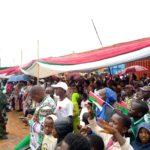 Campagne Elections2020 3ème jour : Le CNDD-FDD CIBITOKE reçoit 250 ex-CNL à RUMWI / Burundi