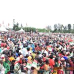 Campagne Elections2020 4ème jour : 4.552 ex-CNL entrent au CNDD-FDD MUHANGA, KAYANZA / Burundi