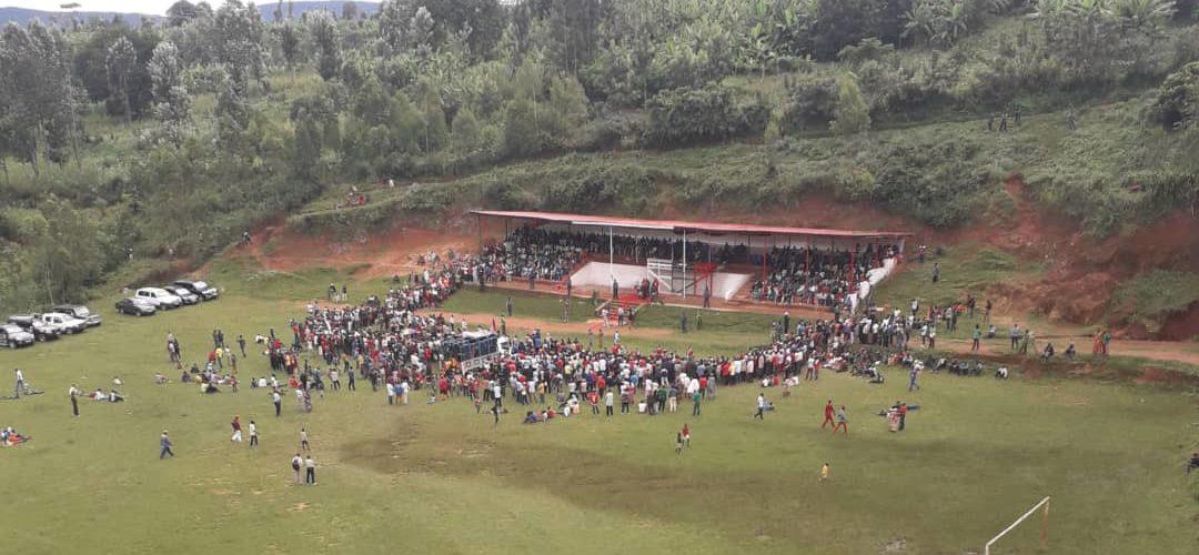 Campagne Elections 2020 19ème jour  : Le flop du CNL  à MURAMVYA / Burundi