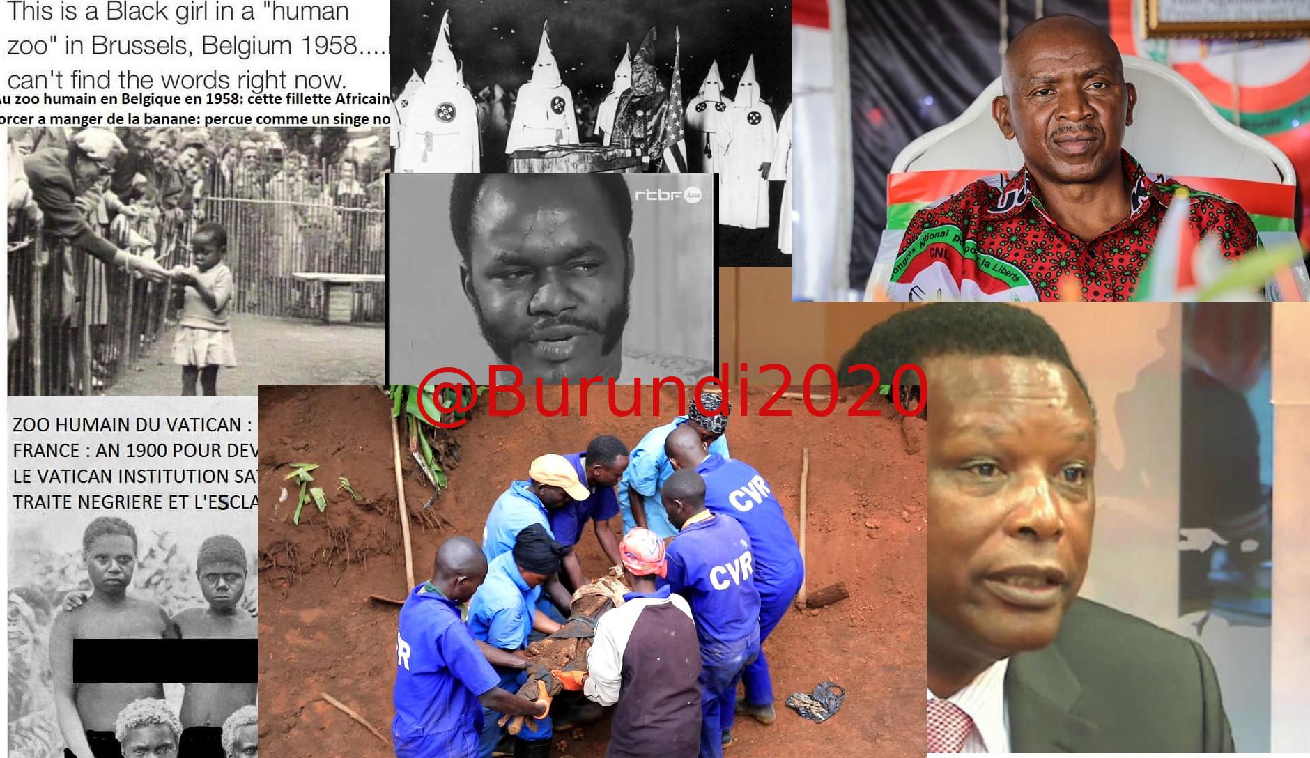 Certains – amis – de  RWASA Agathon CNL sont des criminels contre l'Humanité / Burundi