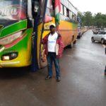 Arrivée de 663 réfugiés Burundais rapatriés de Tanzanie -  MAKAMBA / Burundi
