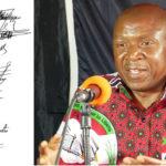 Le VATICAN fâché du raté de RWASA crie à la tricherie des élections / BURUNDI