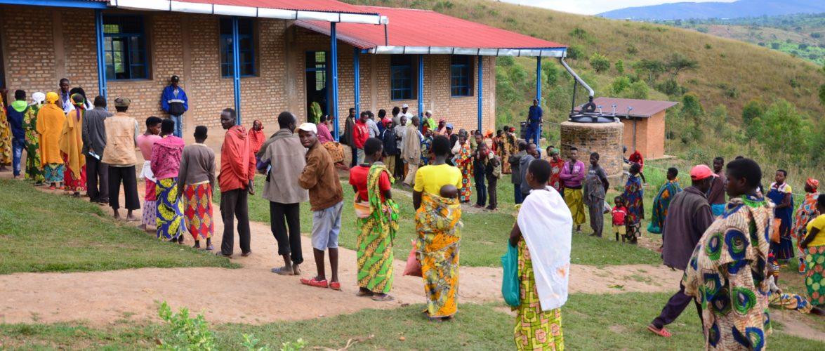 Le Burundi organise ses 4èmes élections démocratiques suivies depuis 2005