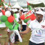 C'est Lui, le Président élu Général Major Evariste Ndayishimiye