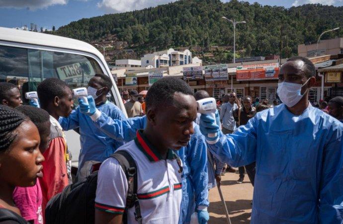 Pourquoi le Rwanda voisin était-il en confinement total – occidentalisé – ? / Burundi