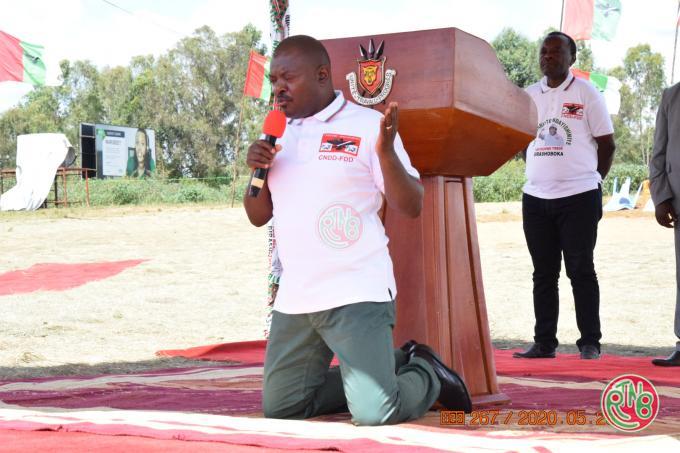 Le Chef de l'Etat remercie le Seigneur pour les 15 années passées au pouvoir