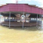 La montée du niveau du lac Tanganyika occasionne d'énormes dégâts