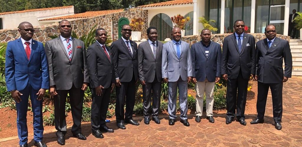 Hommage à Feu Président Nkurunziza, de René-Anatole Obam Nlong , Executive Director, à laBAD