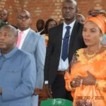 Le chef de l'Etat a livré un message de réconfort à la paroisse Saint-François d'Assise de Magarama, à la suite du décès du président Pierre Nkurunziza