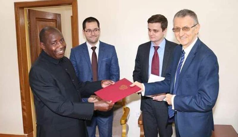 Les Etats étrangers saluent l'élection du candidat Evariste Ndayishimiye