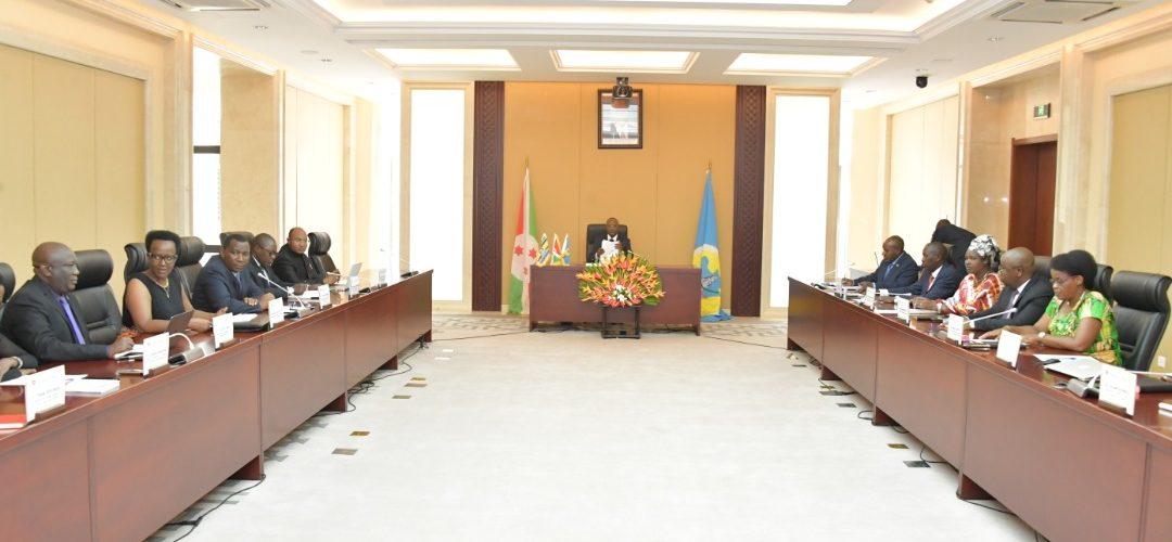 Le Conseil des ministres saisit la Cour constitutionnelle