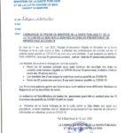 COVID-19 :  28 cas positifs sur 104,  75 guéris, et 1 décès particuliers, 15 juin 2020 / BURUNDI