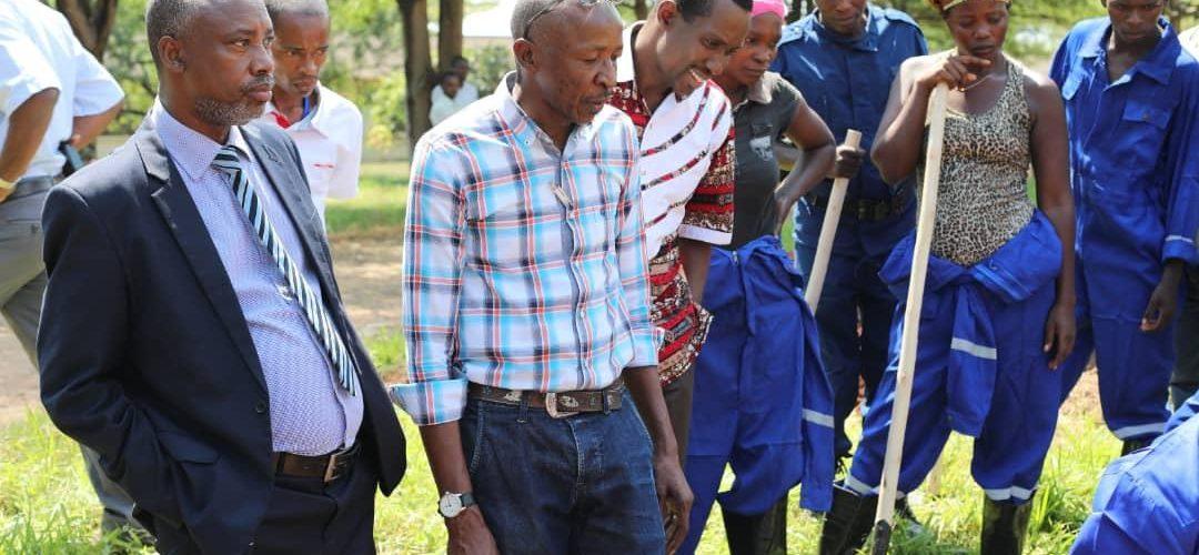 GENOCIDE 1995 : Le massacre des étudiants au Campus Mutanga  / UNIVERSITE DU BURUNDI