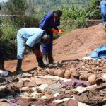 GENOCIDE 1988 / NTEGA-MARANGARA : 300 fosses trouvées à NGOZI , BURUNDI